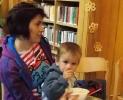 Baba-Mama találkozó a könyvtárban - 2013. október 8.